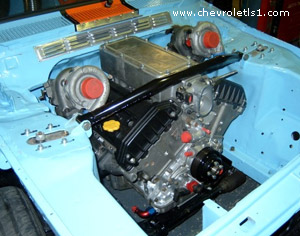 Ford Cosworth Engine
