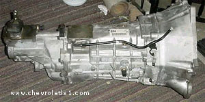 LS1 T56 6 Speed Gearbox